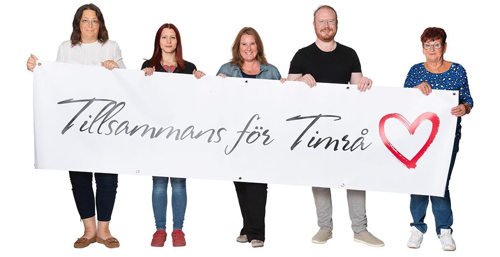 Tillsammans för Timrå